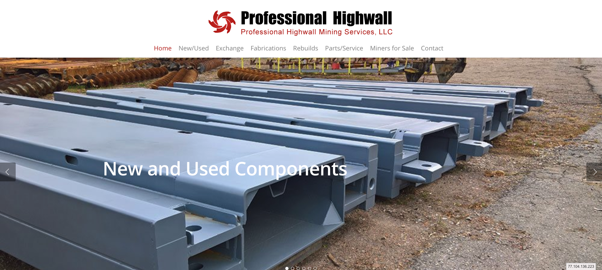 Professional Highwall Mining Services Located in Beckley West Virginia